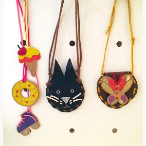 Treatmesweetlie Handmade Leather Accessories